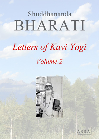 Letters of Kavi Yogi vol. 2